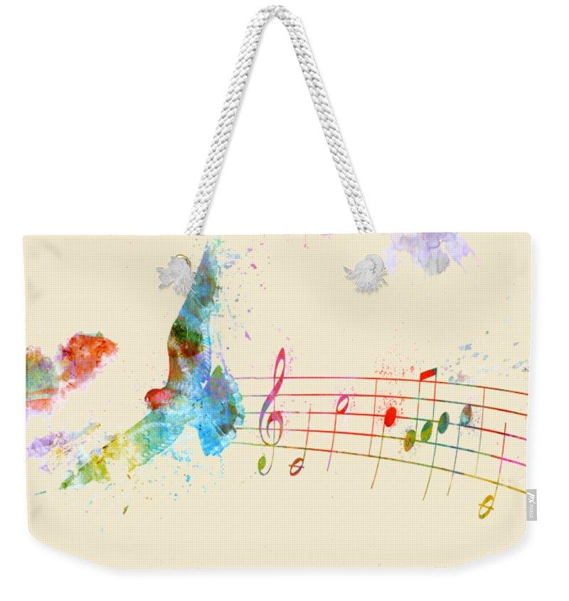 Wish Weekender Tote Bags