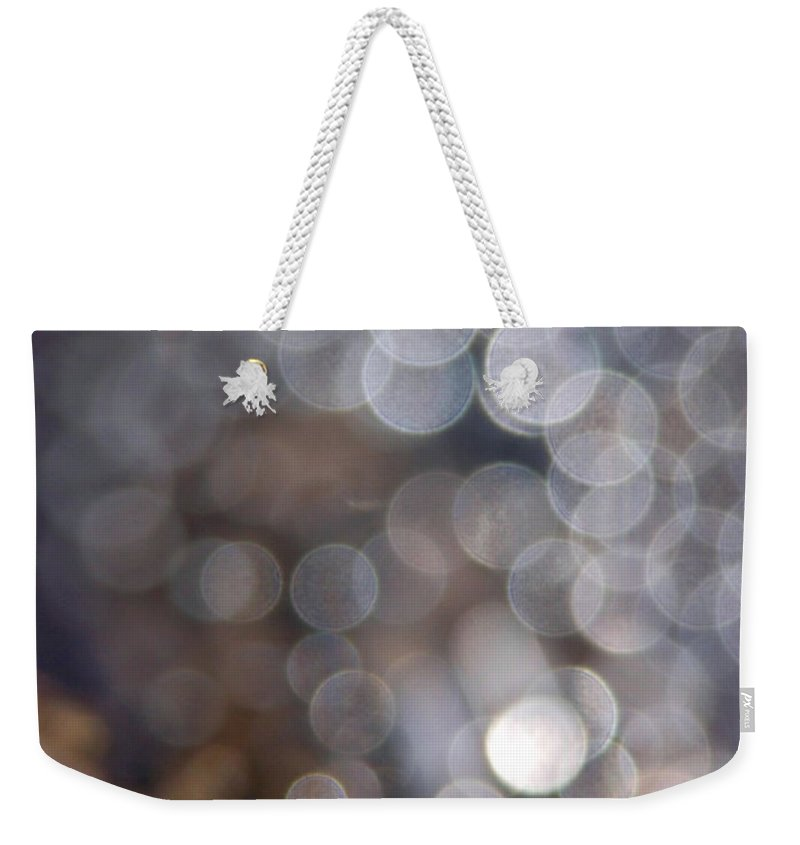 Abstract Weekender Tote Bag featuring the photograph Spirits - The Lost by Lauren Radke