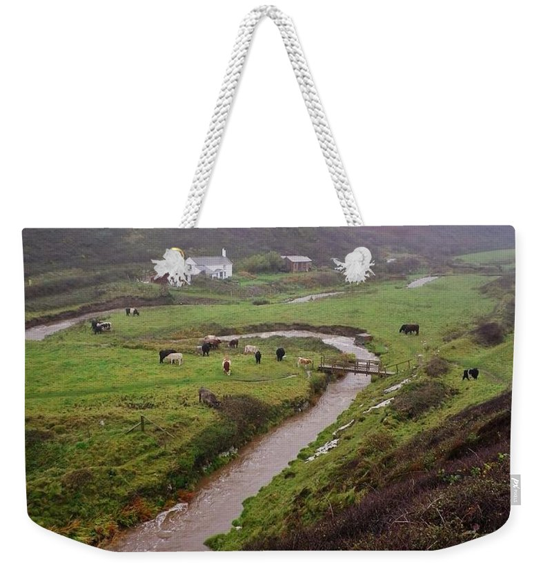 Splendid Isolation Weekender Tote Bag featuring the photograph Splendid Isolation by Richard Brookes