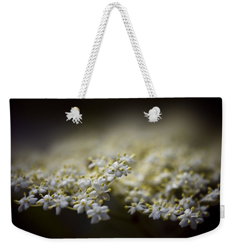 Beautiful Weekender Tote Bag featuring the photograph Spring Bloom by Svetlana Sewell