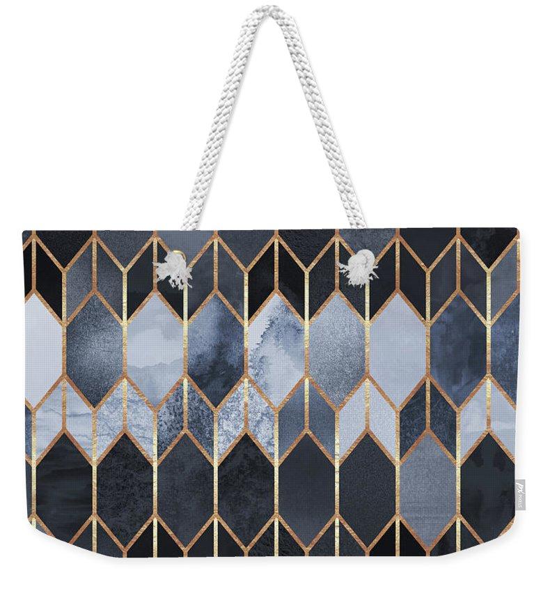 Abstract Weekender Tote Bags