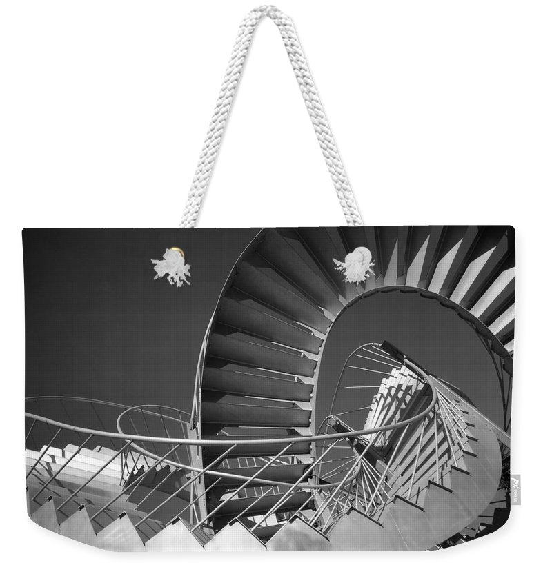 North America Weekender Tote Bag featuring the photograph Stairway To Heaven ... by Juergen Weiss
