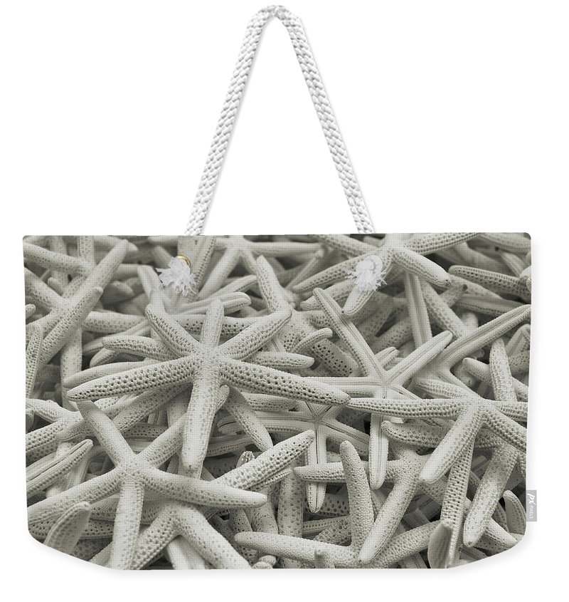 Star Weekender Tote Bag featuring the photograph Starlike by JAMART Photography