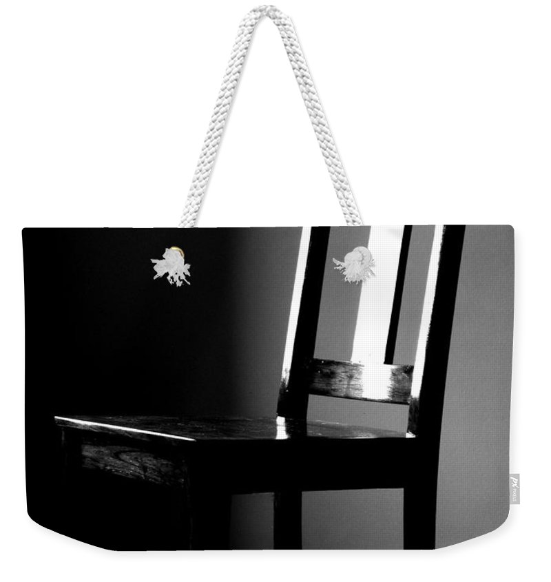 Stillness Weekender Tote Bag featuring the photograph Still by Amanda Barcon
