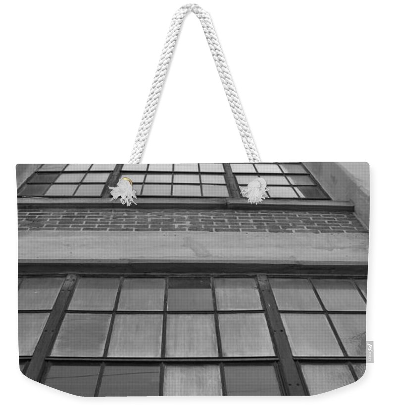 Architecture Weekender Tote Bag featuring the photograph Still Reaching by Lauri Novak