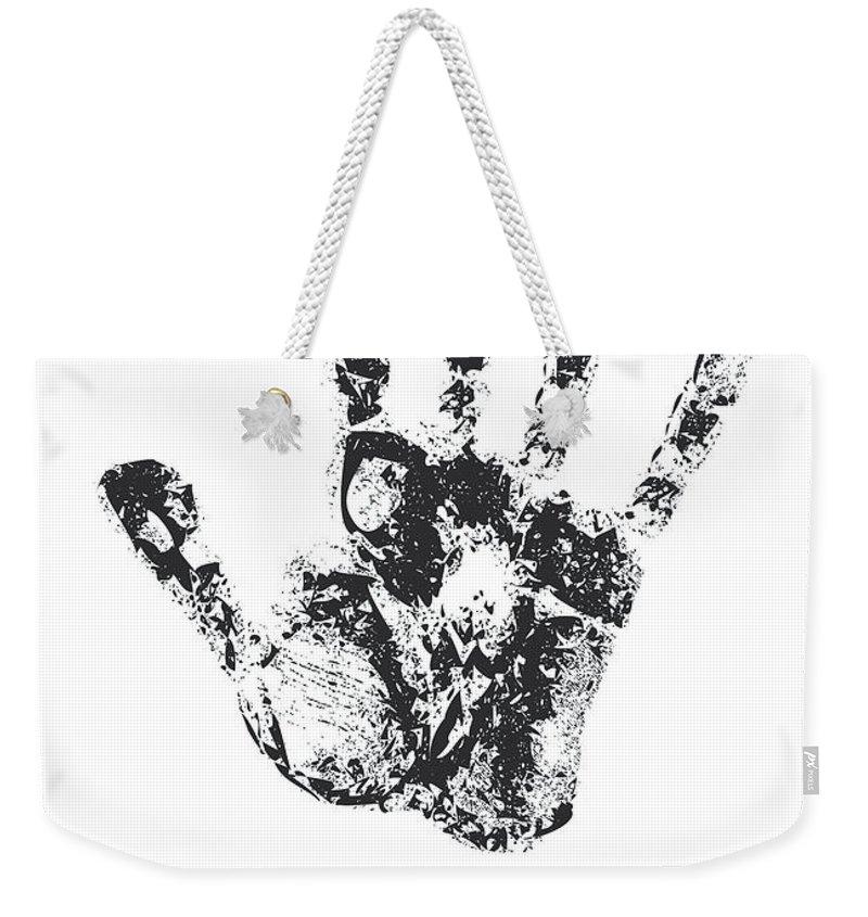 Repulsive Weekender Tote Bags