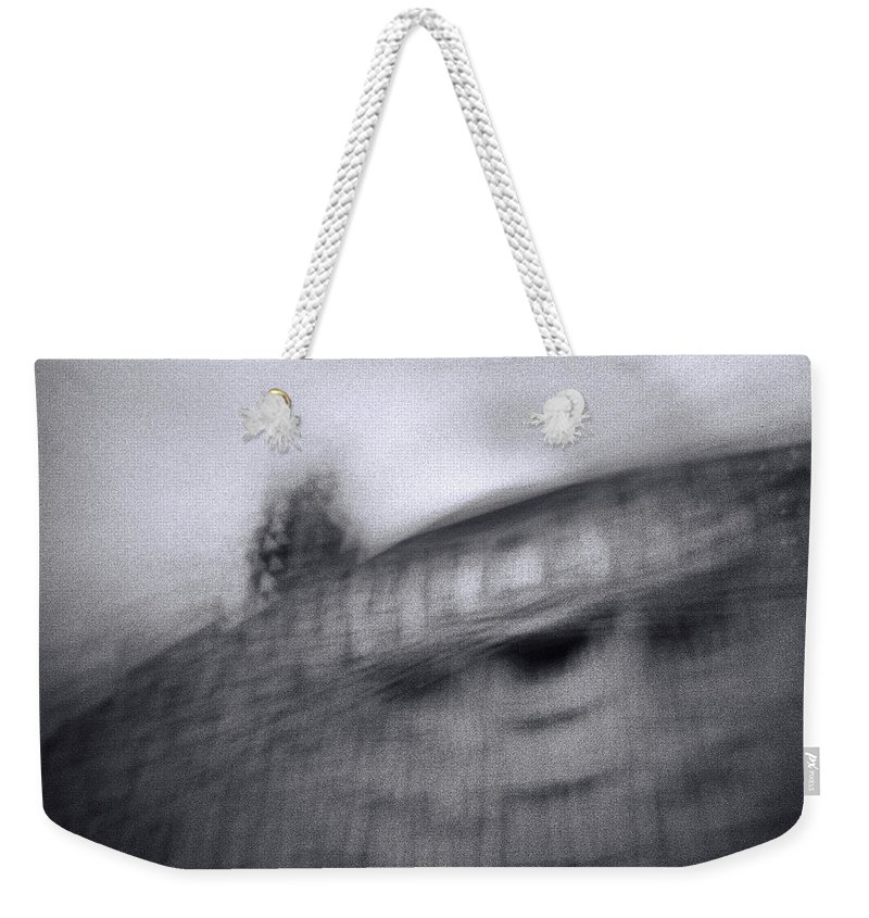 Abstract Weekender Tote Bag featuring the photograph St.petersburg #305 by Andrey Godyaykin