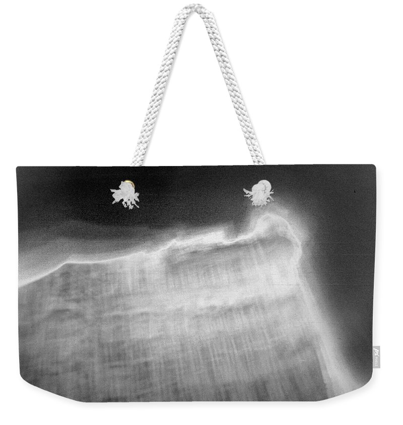 Abstract Weekender Tote Bag featuring the photograph St.petersburg #307 by Andrey Godyaykin