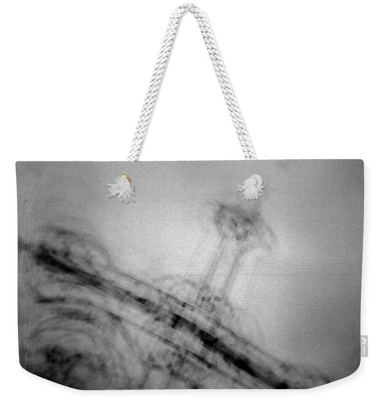 Abstract Weekender Tote Bag featuring the photograph St.petersburg #310 by Andrey Godyaykin