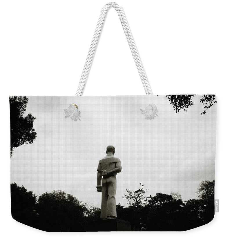 Strength Weekender Tote Bag featuring the photograph Strength by Shaun Higson