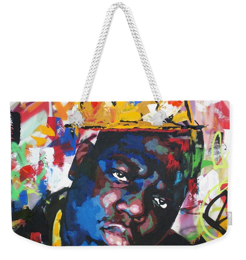 Jay Z Weekender Tote Bags