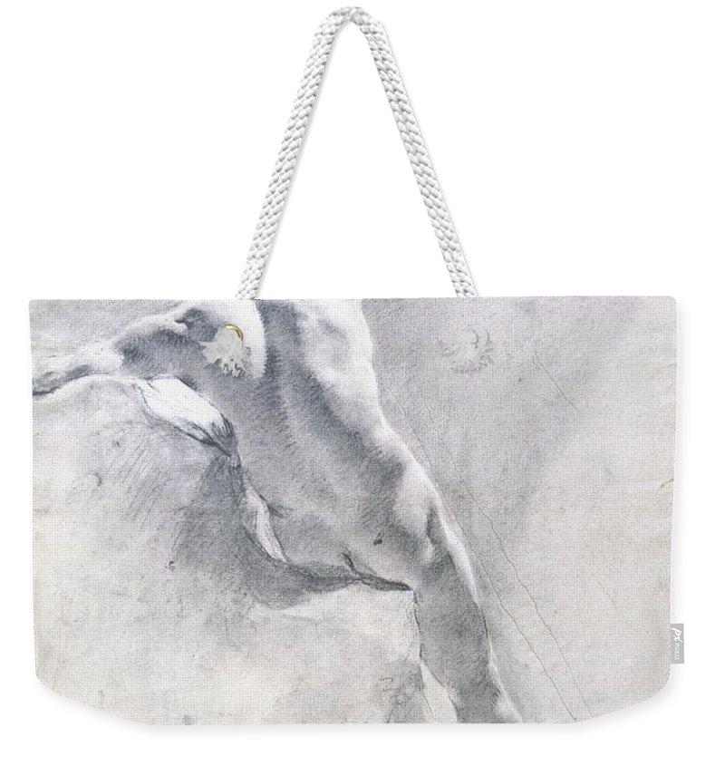 1683 Weekender Tote Bags
