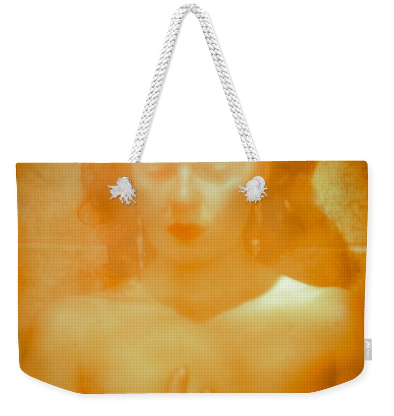 Woman Weekender Tote Bag featuring the photograph Subdued Glamor by Scott Sawyer