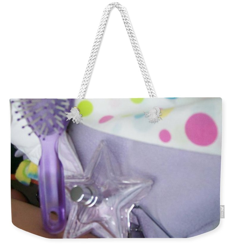 Summer Weekender Tote Bag featuring the photograph Summer by R Chambers