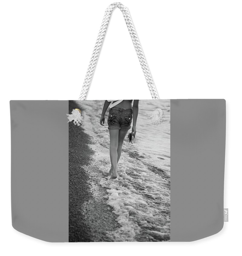 Summer Weekender Tote Bag featuring the photograph Summertime by Lisa Knechtel