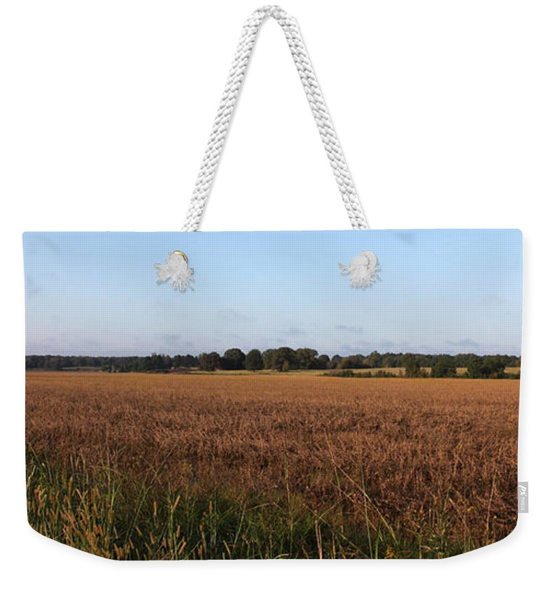 Tennessee Weekender Tote Bag featuring the photograph Sunday Drive by Amanda Barcon
