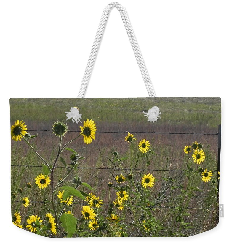 Adrienne Petterson Weekender Tote Bags
