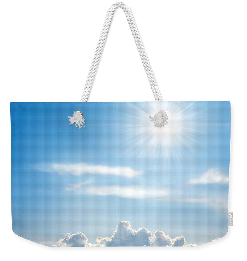 Season Weekender Tote Bags