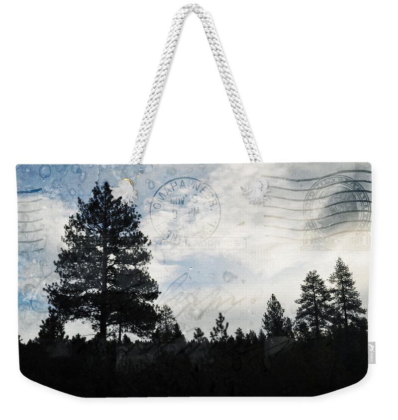 California Weekender Tote Bag featuring the photograph Sunrise Along The California Oregon Border by Kyle Hanson