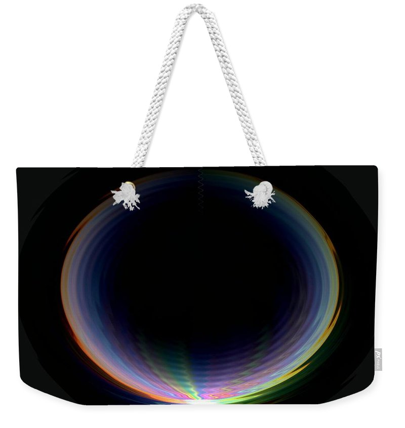 Sunrise Weekender Tote Bag featuring the photograph Sunrise At 30k 3 by Tim Allen