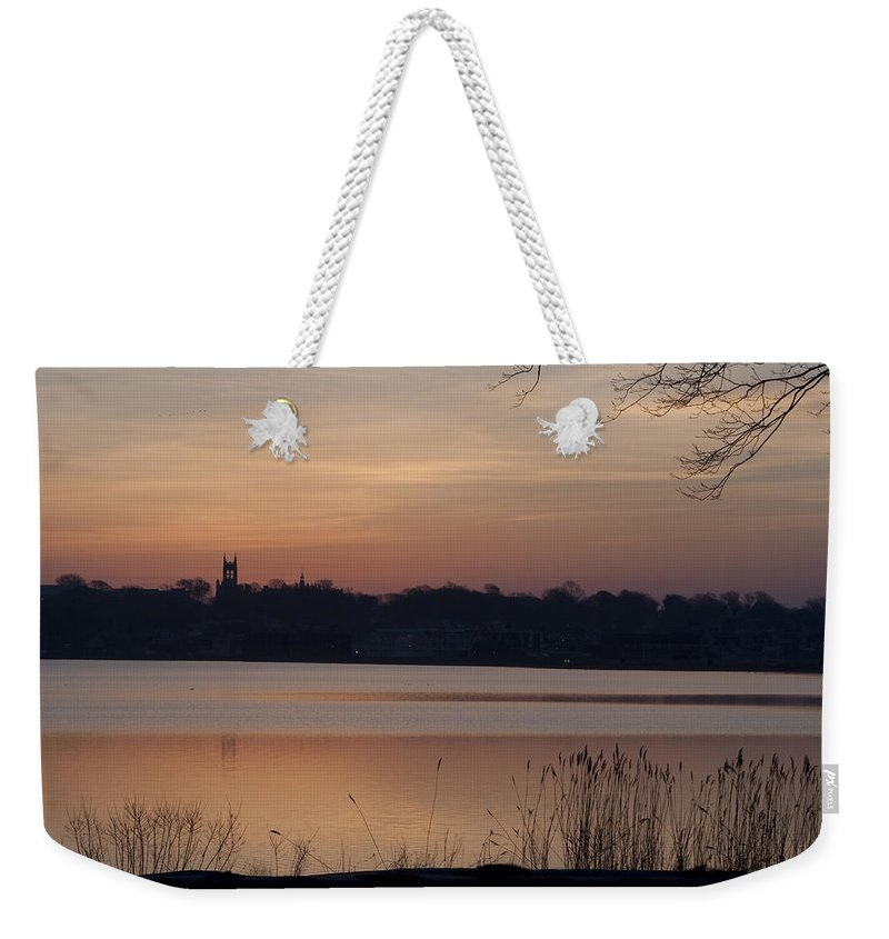 Sunrise Weekender Tote Bag featuring the photograph Sunrise by Steven Natanson