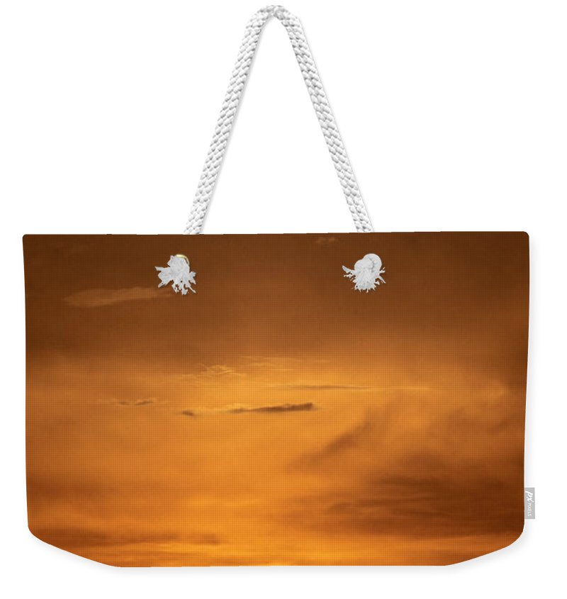 Ahuachapan Weekender Tote Bag featuring the photograph Sunset Ahuachapan 29 by Totto Ponce