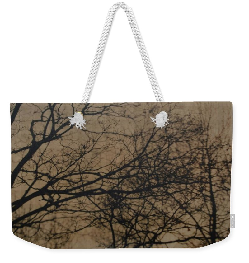Landscape Weekender Tote Bag featuring the photograph Sunset Snow by Rob Hans