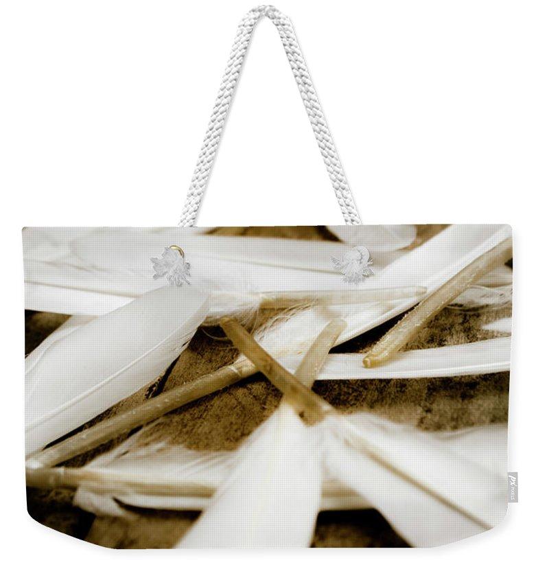 Armistice Weekender Tote Bags