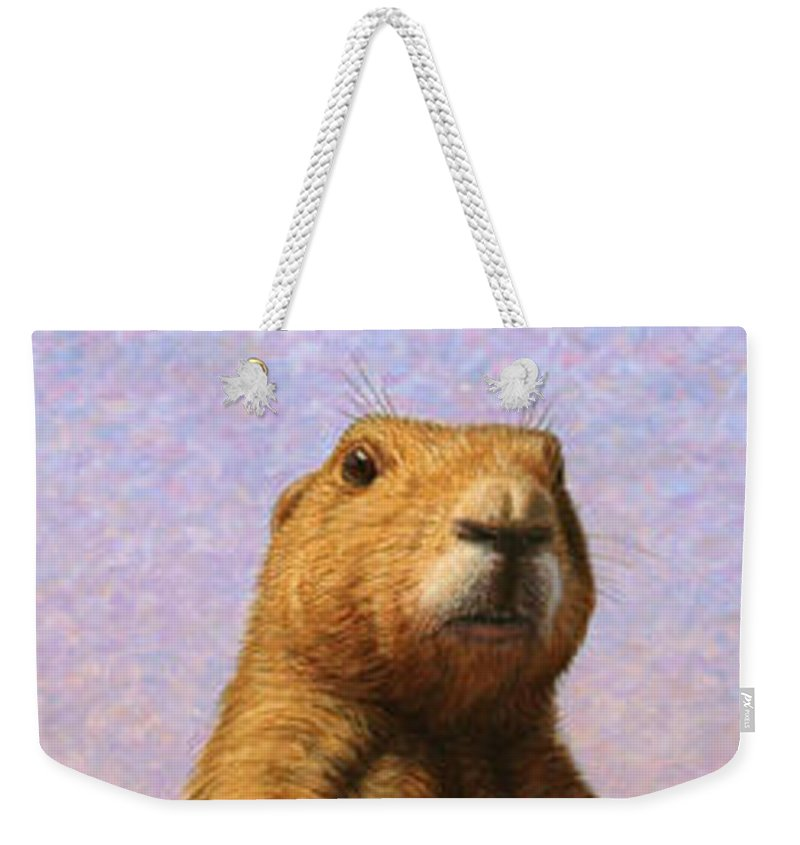 Prairie Weekender Tote Bags