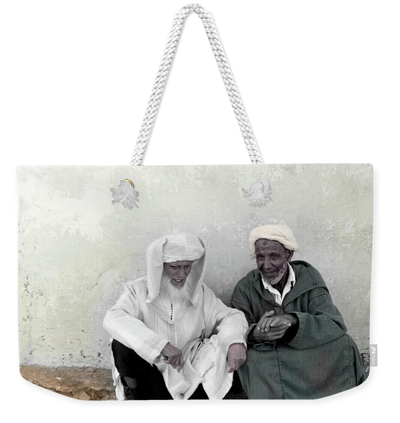 Weekender Tote Bag featuring the photograph Tangerines by Mark Alesse