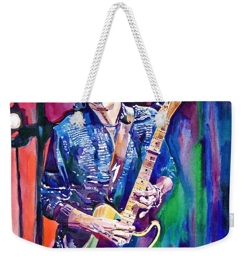 Keith Richards Weekender Tote Bags