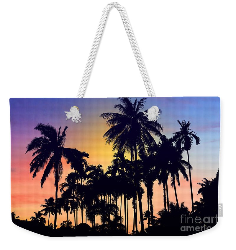 Thailand Weekender Tote Bag featuring the photograph Thailand by Mark Ashkenazi
