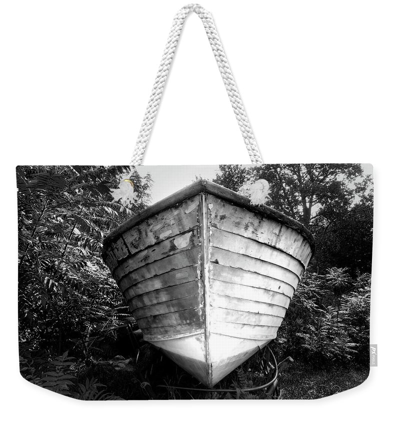 Photography Weekender Tote Bag featuring the photograph The Ark by Frederic A Reinecke