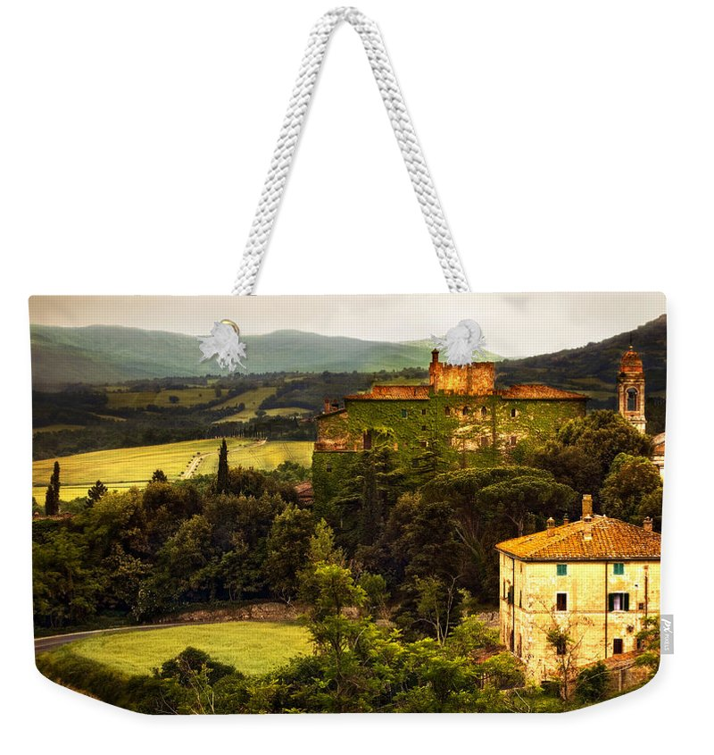 Italy Weekender Tote Bag featuring the photograph The Best Of Italy by Marilyn Hunt