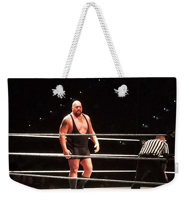 Big Show Weekender Tote Bag featuring the photograph The Big Show by Paul Wilford
