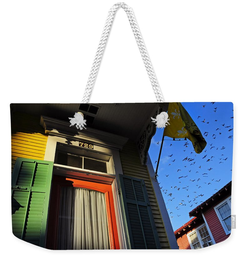 Skip Hunt Weekender Tote Bag featuring the photograph The Birds by Skip Hunt