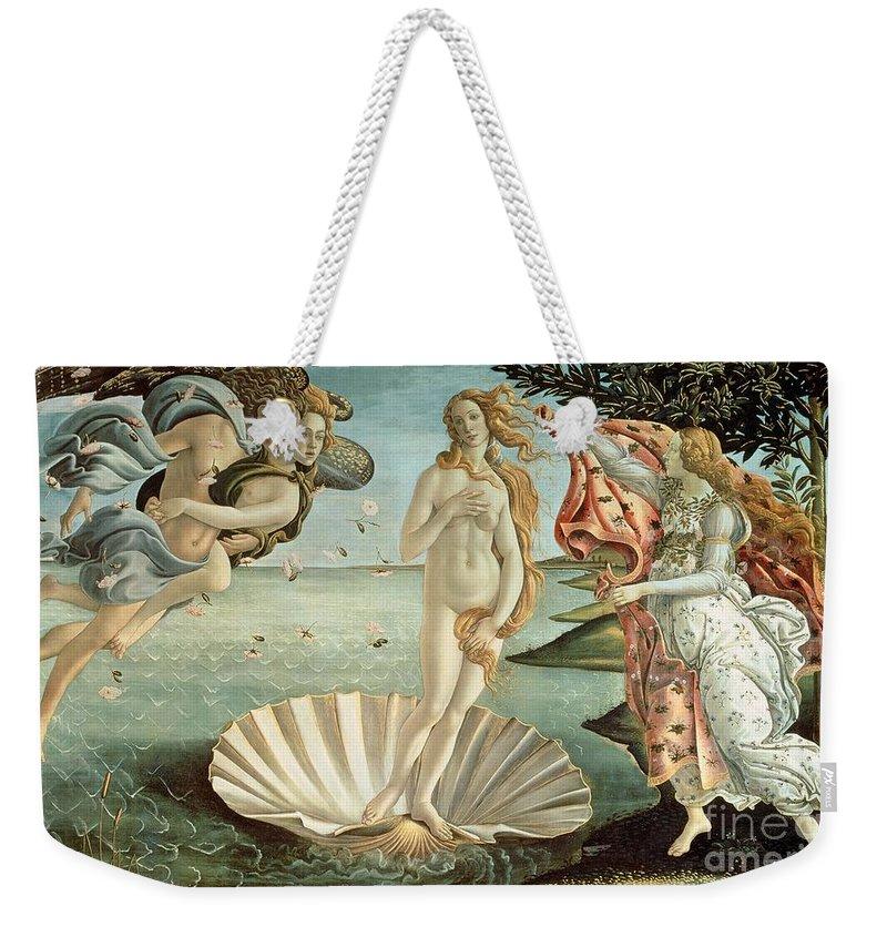 Botticelli Weekender Tote Bags
