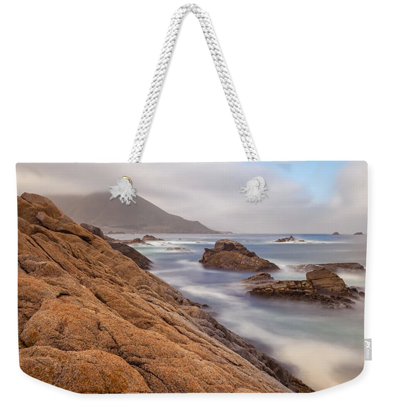 Landscape Weekender Tote Bag featuring the photograph The Clearing by Jonathan Nguyen