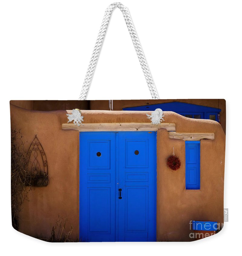 The Colors Of New Mexico Weekender Tote Bag featuring the photograph The Colors Of New Mexico by Jon Burch Photography