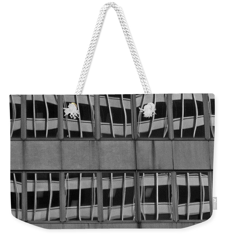 Canada Weekender Tote Bag featuring the photograph The Crooked House by Juergen Weiss
