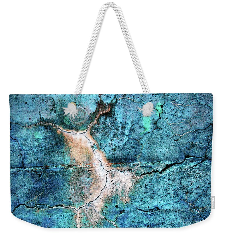 Macro Weekender Tote Bag featuring the photograph The Dancer by Tara Turner