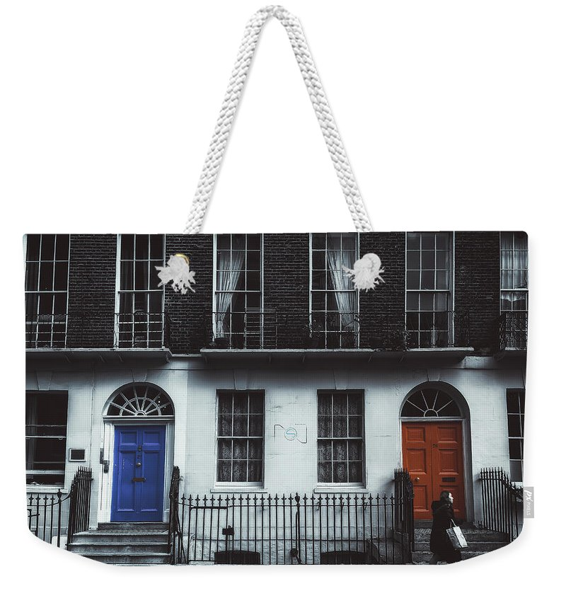 Doors Weekender Tote Bag featuring the photograph The Doors by Sergio Nevado