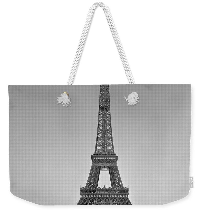Parisian Weekender Tote Bags