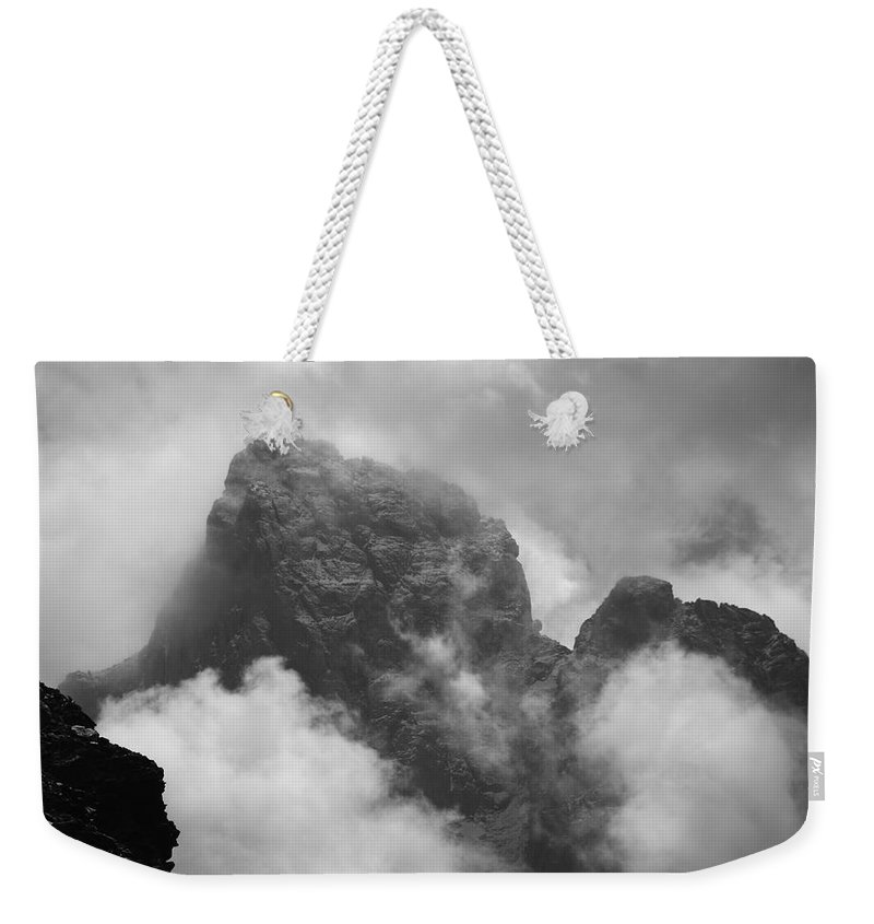 The Grand From Paintbrush Divide Weekender Tote Bag featuring the photograph The Grand From Paintbrush Divide by Raymond Salani III