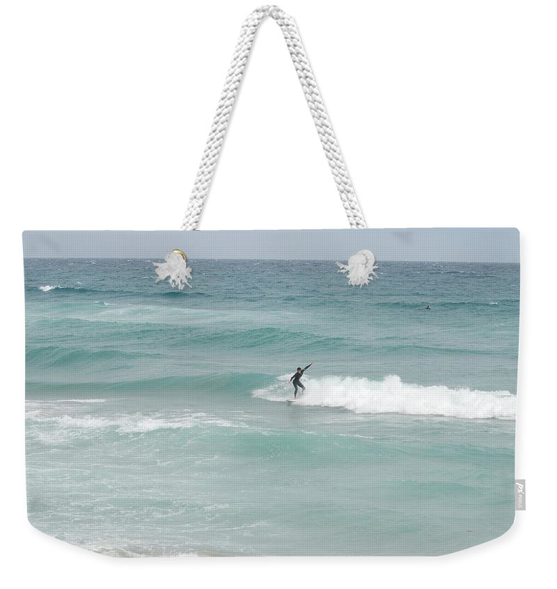 Water Weekender Tote Bag featuring the photograph The Long Summer by Rob Hans