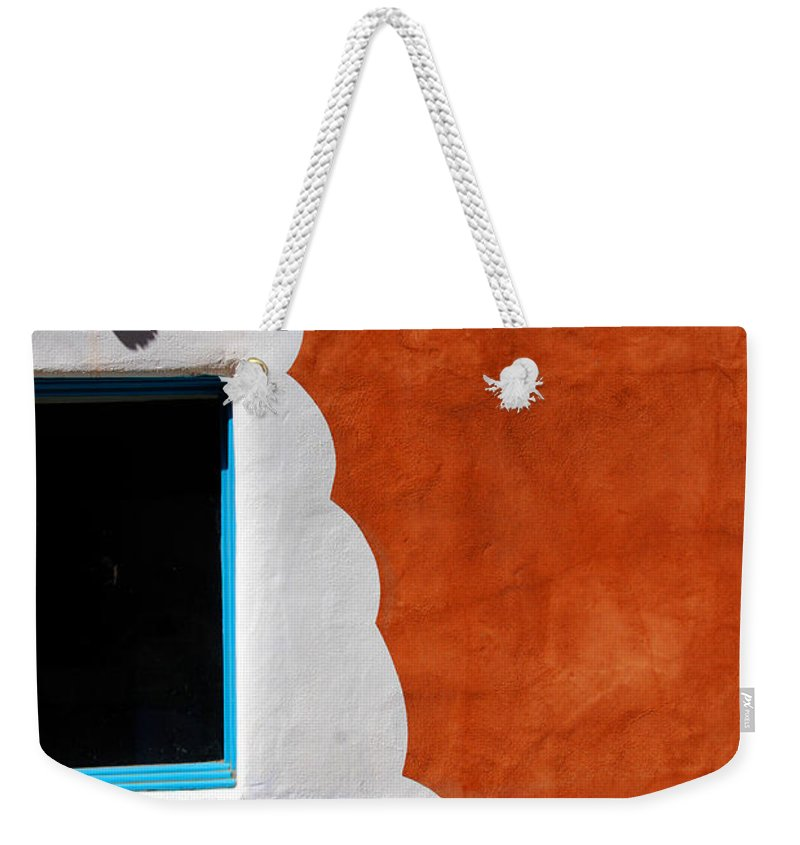 Photography Weekender Tote Bag featuring the photograph The Magic Of Santa Fe by Susanne Van Hulst