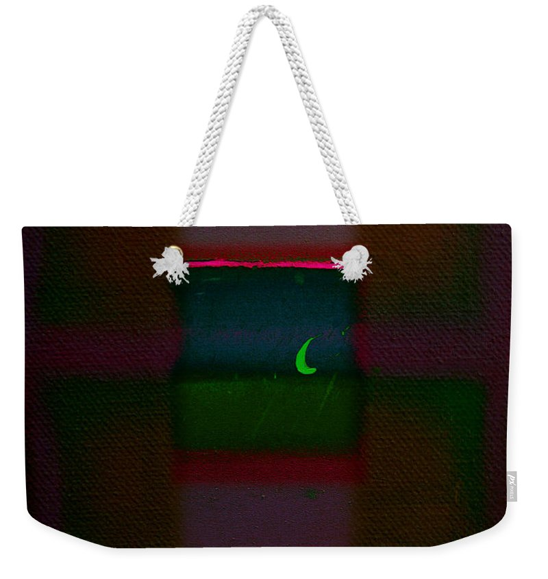 Rothko Weekender Tote Bag featuring the painting The Pharoa's Dream by Charles Stuart
