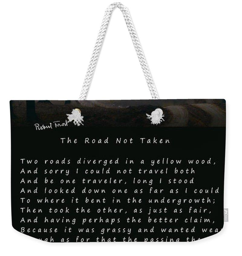 Frost Weekender Tote Bags