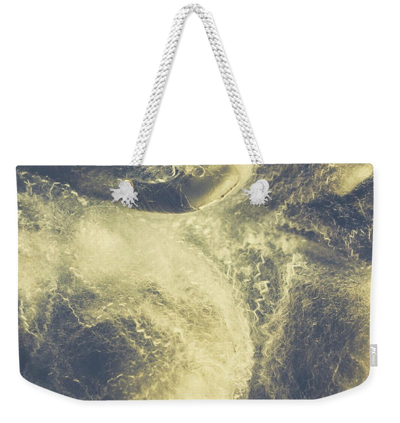 Halloween Weekender Tote Bag featuring the photograph The Spiders Torture Chamber by Jorgo Photography - Wall Art Gallery