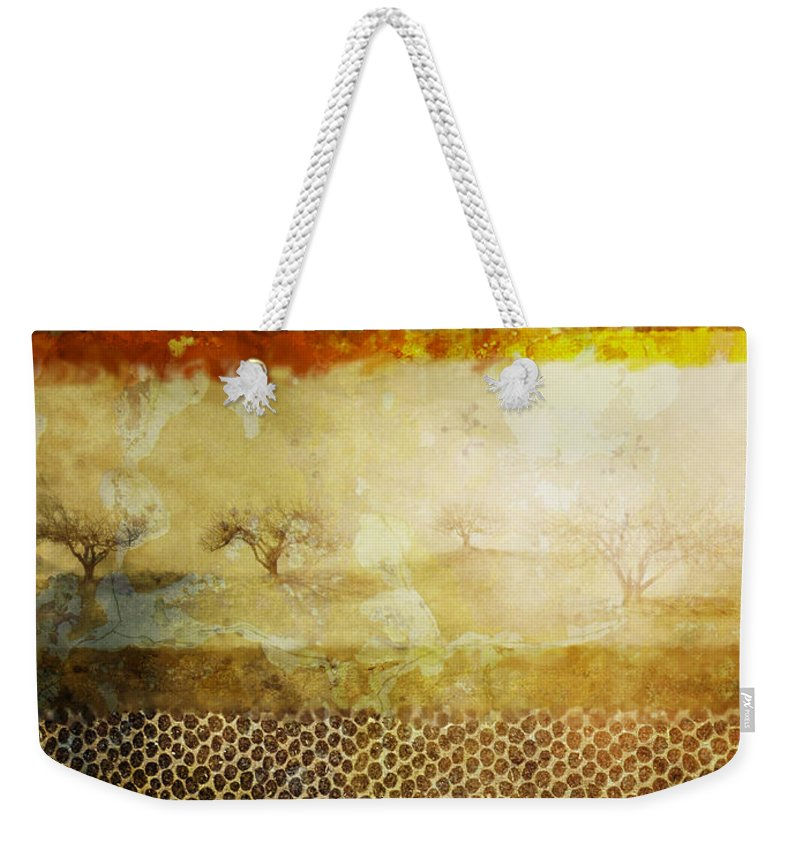 Trees Weekender Tote Bag featuring the photograph The Spirit Trees by Tara Turner